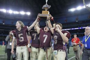 2012 Metro Bowl – Warriors (28) vs. Don Bosco Eagles (14) – Photos by Taylor Lasota