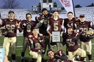 2013 OFSAA Championship Bowl Game – Huron Heights Warriors (29) vs London Catholic Central Crusaders (9)